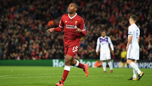 "<p>For Liverpool's Daniel Sturridge, success will only come after walking backwards onto every pitch he is about to play on. </p> <br><p>Not only does Sturridge walk backwards onto match day pitches, as told by Danny Rose (via <a href=""http://www.kicca.com/rose-pre-match-superstition/"" rel=""nofollow noopener"" target=""_blank"" data-ylk=""slk:KiccaMedia"" class=""link rapid-noclick-resp"">KiccaMedia</a>), but even in training he won't feel right feel unless he's walked backwards onto the pitch.</p> <br><p>Now that's consistency. </p>"