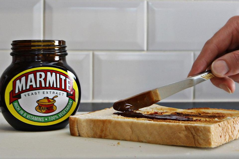 <p>The consumer goods giant is behind products including Marmite</p> (PA)