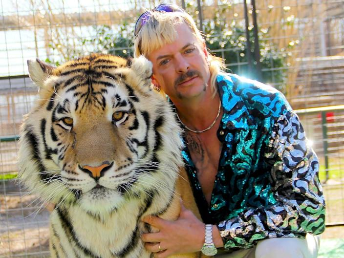 Joe Exotic is the subject of this new documentary series on Netflix.