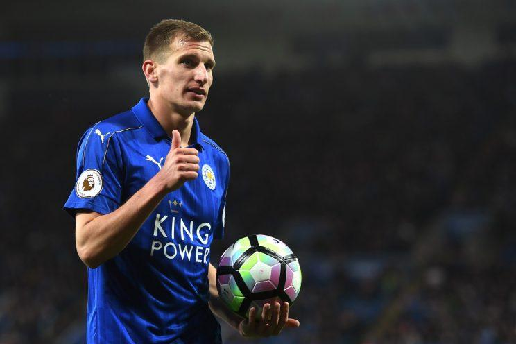 Marc Albrighton put in a man of the match worthy thirty minute performance