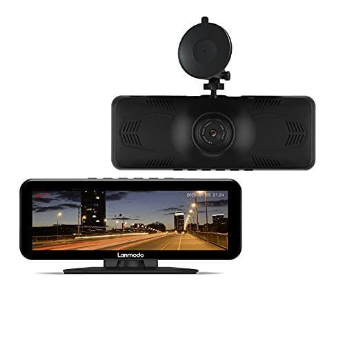 LANMODO Vast Pro Dash Cam with Full Color Super Night Vision max 984ft, 1080P Car Driving Recor…
