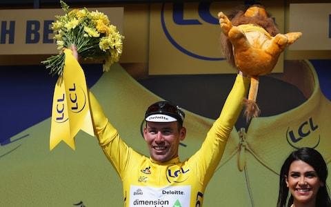 <span>Cavendish has won 30 Tour de France stages in his career</span> <span>Credit: GETTY IMAGES </span>