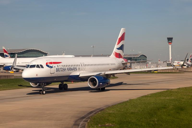 British Airways will fly to Newquay from Heathrow five times a week: Getty Images