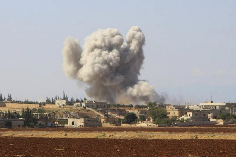 Russia and China Veto UNSC's Resolution Calling for Ceasefire in Syria