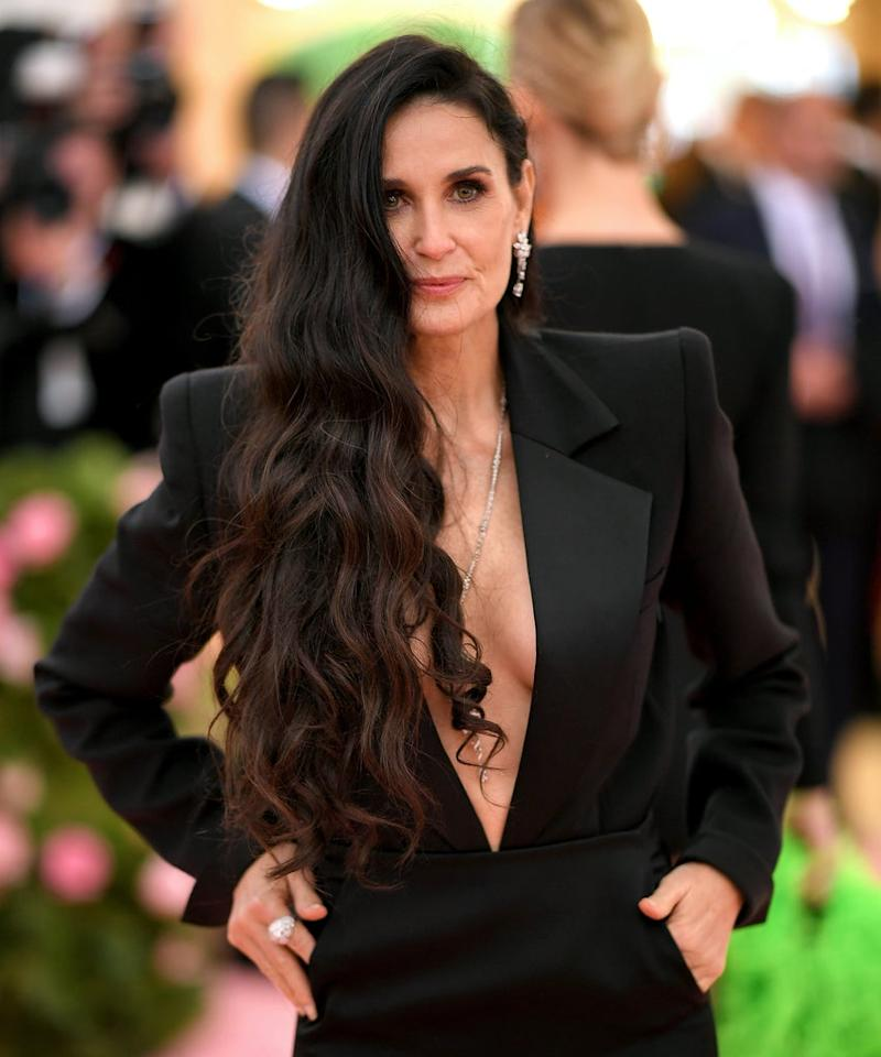 Demi Moore's daughter says 'a monster came' during mom's relapse