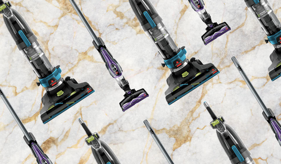 Save big on a Bissell vacuum. (Photo: Walmart)
