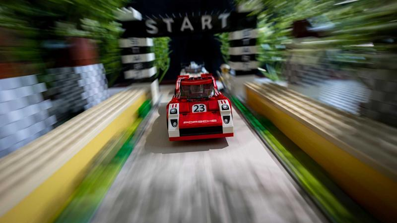Porsche Iconic Moments In Lego