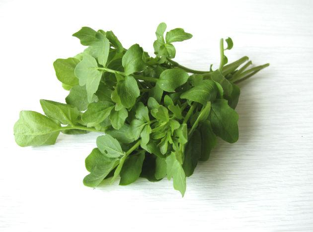"<p><b>Watercress:</b> Like most green herbs and vegetables, watercress is an excellent health-booster and detox food. Firstly, watercress leaves are packed with many vital detoxifying nutrients, including several B vitamins, zinc, potassium, vitamin E and vitamin C. Secondly, watercress has natural diuretic properties, which can help to flush toxins out the body. To reap the benefits of this nutritious food, try adding a handful of watercress to salads, soups and sandwiches.<br></p> <p><b>More from realbuzz:</b><br><a href=""https://ec.yimg.com/ec?url=http%3a%2f%2fwww.realbuzz.com%2farticles%2ftop-10-must-eat-foods-for-a-healthy-diet%2f%26quot%3b&t=1490708845&sig=3.A9jM9x_Tnf_royZ0s3sQ--~C target=""_blank"">Top 10 must-eat foods for a healthy diet<br></a><a href=""http://www.realbuzz.com/articles/top-10-healing-foods/"" target=""_blank"">Top 10 healing foods <br></a><a href=""http://www.realbuzz.com/join-realbuzz/"" target=""_blank"">Kickstart your healthy lifestyle </a></p>"
