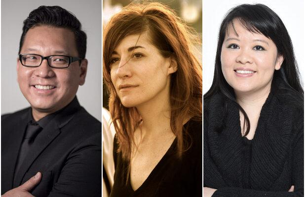 Mollye Asher, Mynette Louie and Derek Nguyen Form Production Company The Population