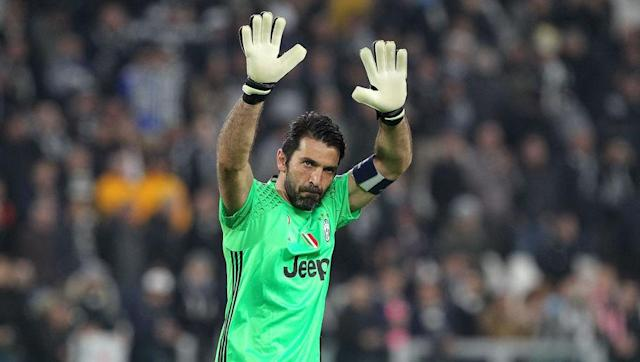 <p>Juventus' 39-year-old keeper continues to defy his age and makes Mbappe's coveted XI over the likes of Manuel Neuer, Peter Schmeichel and Iker Casillas.</p> <br><p>The Italian stalwart has been an outstanding player and role model throughout his entire career, a worthy choice for any all-time greatest team.</p>