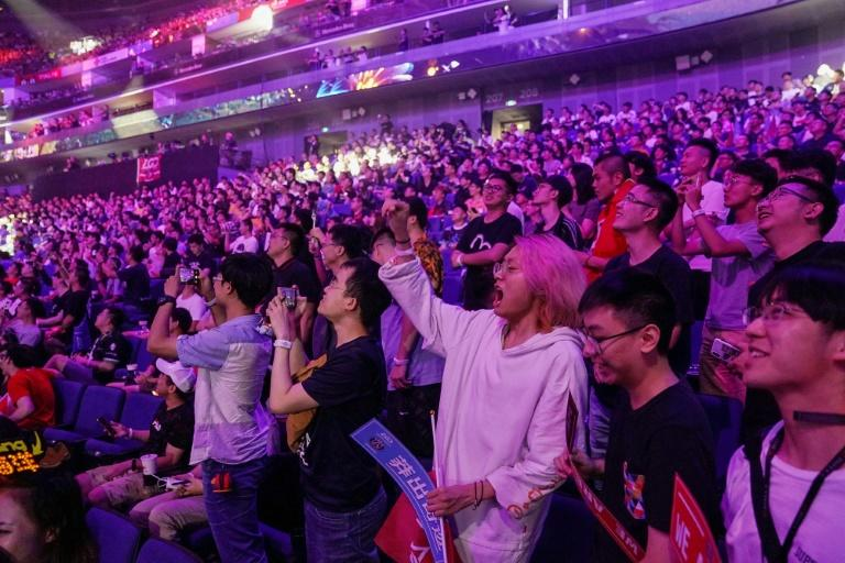 Gamers will battle for big money in front of thousands in Shanghai this week - but those at the top of eSports pay a physical price, including deteriorating eyesight, digestive problems and wrist and hand damage