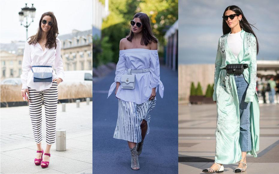 <p>At 2016s Paris Couture Week and Mercedes-Benz Fashion Week Berlin, guests wore fanny packs to the shows.</p>