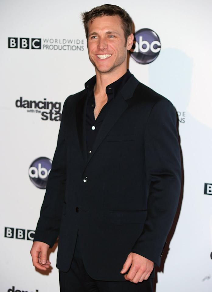 <p>The famously controversial Bachelor, who first appeared on Jillian Harris's season of <strong>The Bachelorette</strong>, proposed to Vienna Girardi in his final episode, but the relationship ended soon afterwards. He competed with Chelsie Hightower on season 10 of <strong>DWTS</strong> and placed sixth. Since then, he's kept a fairly low profile, presumably going back to his piloting career.</p>