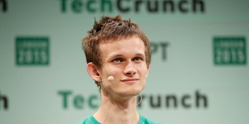 Vitalik Buterin, the multi-millionaire founder of Ethereum, says