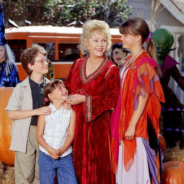 """<p>If your kids wish that Halloween could be <em>every</em> night of the year, you're in luck: In the magical <em>Halloweentown</em>, that's basically how it goes.</p><p><a class=""""link rapid-noclick-resp"""" href=""""https://www.amazon.com/gp/video/detail/B01D7T5Z32/?tag=syn-yahoo-20&ascsubtag=%5Bartid%7C10055.g.29579568%5Bsrc%7Cyahoo-us"""" rel=""""nofollow noopener"""" target=""""_blank"""" data-ylk=""""slk:WATCH NOW"""">WATCH NOW</a></p>"""