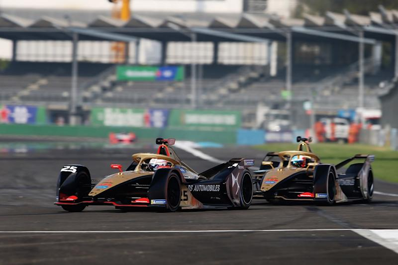 Porsche scores first FE pole through Lotterer