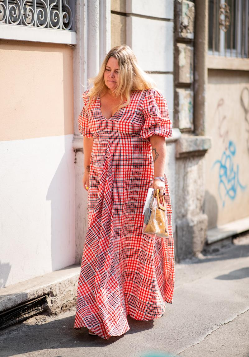 64011b686e Street Style: September 19 - Milan Fashion Week Spring/Summer 2019