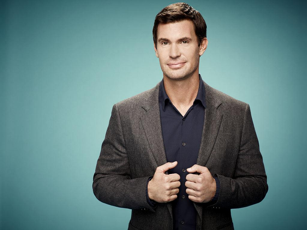 "Jeff Lewis in ""Interior Therapy with Jeff Lewis."""