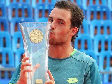 Hungarian Open: Lucky loser Marco Cecchinato claims maiden ATP title with win over John Millman in final