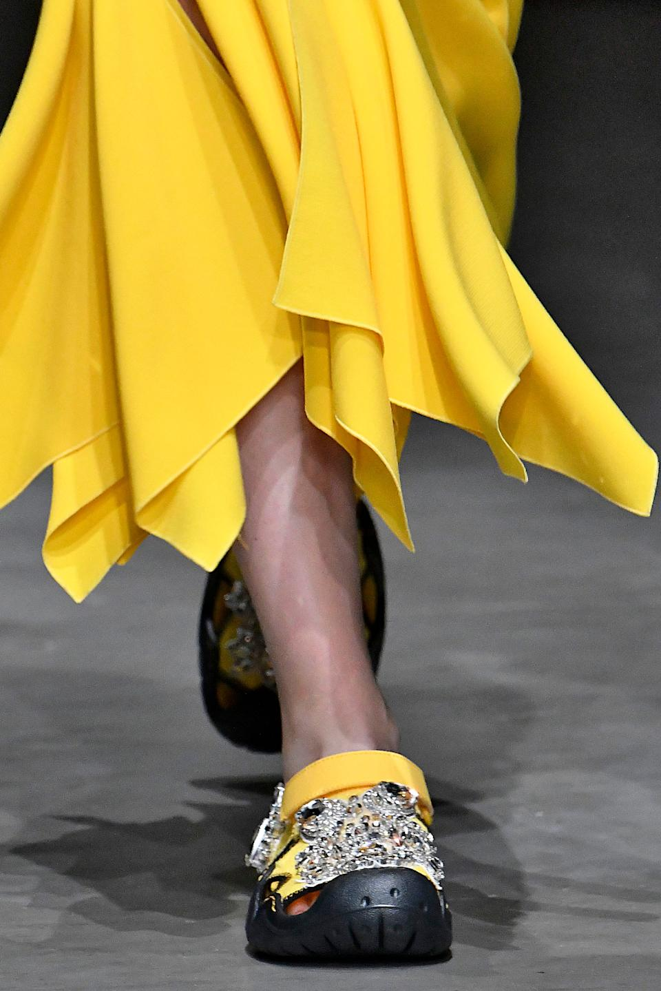 And they even come in yellow! (Photo: Victor VIRGILE via Getty Images)