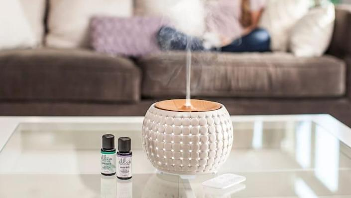 Add a spa-like atmosphere to your home.