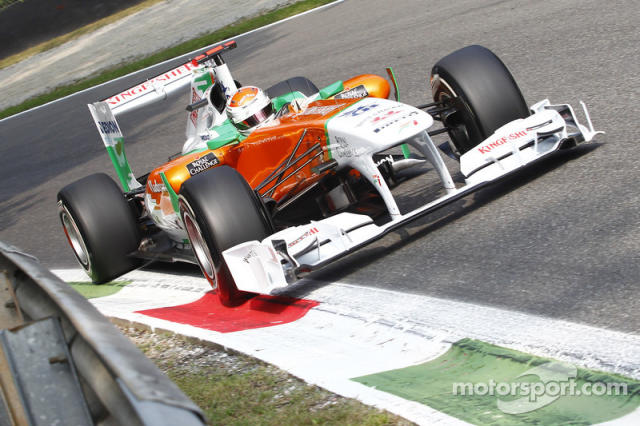 "2011: Force India VJM04 <span class=""copyright"">Alessio Morgese</span>"