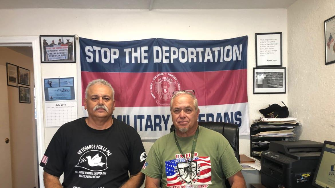 These Deported Vets Say Rescuing Migrants Is Their Duty
