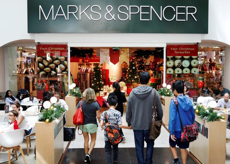 Marks & Spencer hires new clothing and home MD