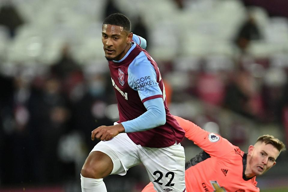<p>West Ham sold Sebastien Haller to Ajax in January</p> (Getty Images)