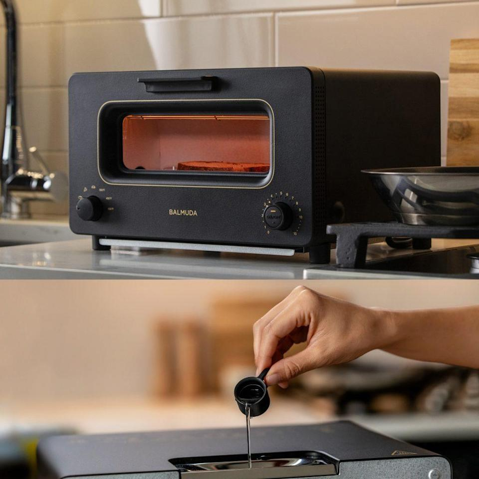 Shoppers love this hi-tech toaster-oven hybrid that 'makes perfect toast'  and puts microwaves to shame