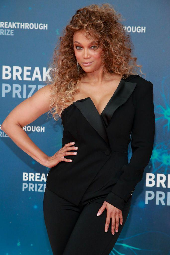 <p>As a Sagittarius, it's no surprise that Tyra's known for her outspokenness—think of all those brutal <em>ANTM</em> eliminations!</p>