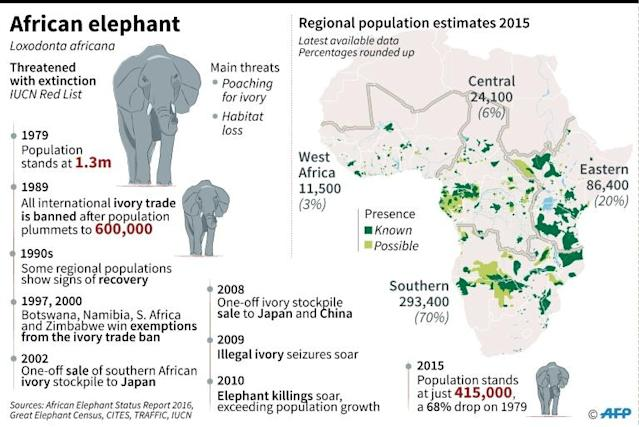 Southern Africa threatens to quit wildlife trade monitor
