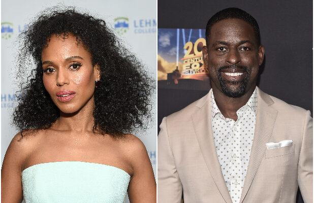 Kerry Washington and Sterling K Brown Action Film 'Shadow Force' Acquired by Lionsgate
