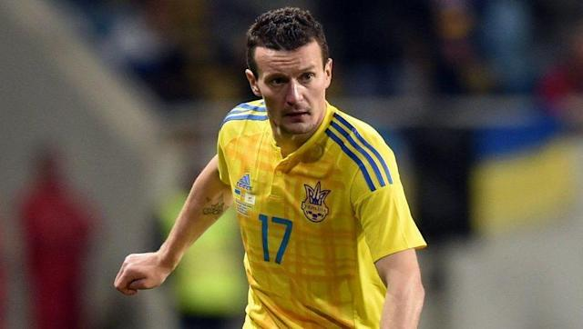 <p><strong>Alternative option: Samat Smakov (Kazakhstan)</strong></p> <br><p>The 31-year-old is now playing in the Bundesliga with SV Darmstadt, after a long career in his home country with the likes of Shakhtar Donestk and Dnipro Dnipropetrovsk, reaching the Europa League final with the latter. Fedetskyi's reliability at full back means he's been selected over 50 times for the Ukrainian national side.</p>