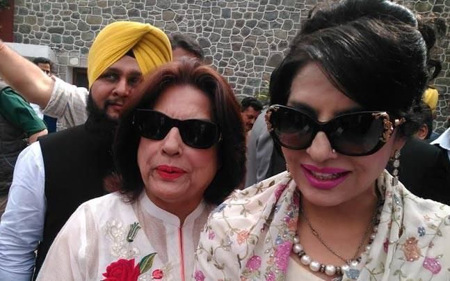 Captain Amarinder Singh's Pakistani friend Aroosa Alam bats for India-Pakistan peace