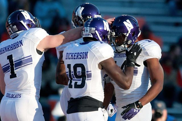 Northwestern expands peanut-free stadium idea to first three games of 2014