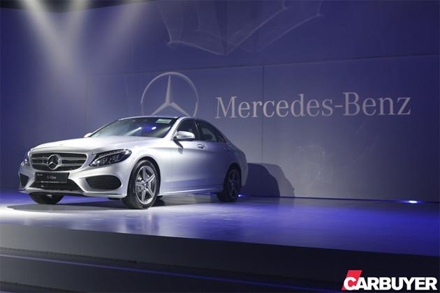 Mercedes Benz C-Class Launched In Singapore
