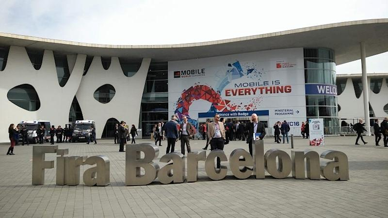 The Mobile World Congress in Barcelona was the first major tech conference to be called off this year. All images courtesy Nimish Sawant