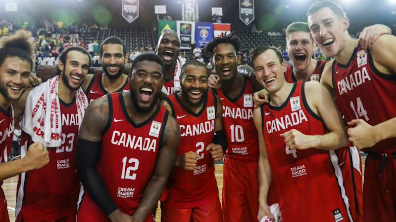 Canada seal World Cup spot in China