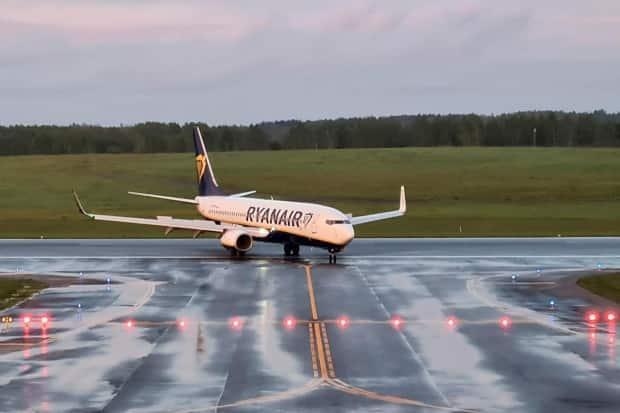 A Ryanair aircraft carrying Belarusian opposition blogger and activist Roman Protasevich was diverted this week from Lithuania to Belarus, where authorities detained him.