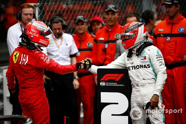 """Moment #1: Niki Laudas Abschied <span class=""""copyright"""">Andy Hone / Motorsport Images</span>"""