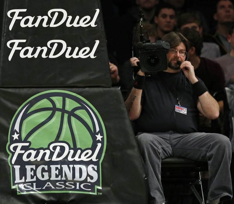 FanDuel and DraftKings have spent millions to get their names out there.
