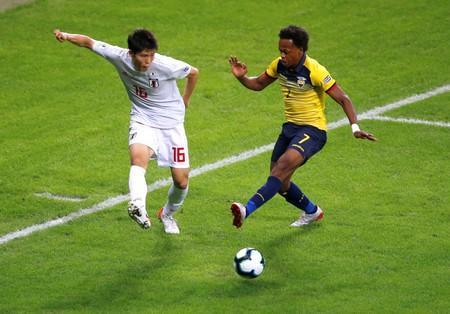 Copa America Brazil 2019 - Group C - Ecuador v Japan