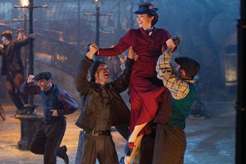 Emily Blunt in Mary Poppins Returns (Jay Maidment/Disney)