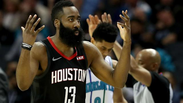 James Harden's dip in form is of no concern for Houston Rockets coach Mike D'Antoni.