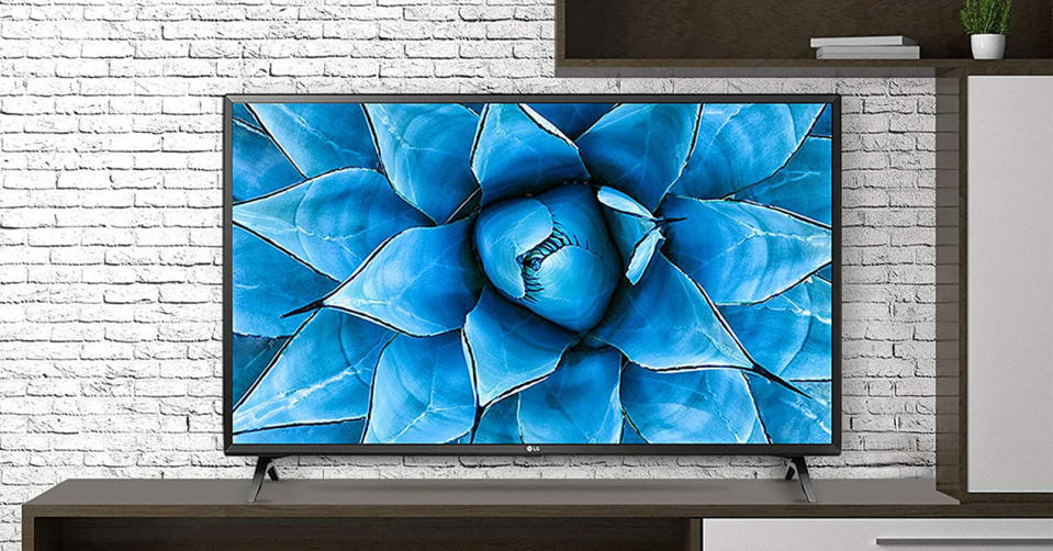 Smart TV 4K de LG - Foto: Amazon.com.mx