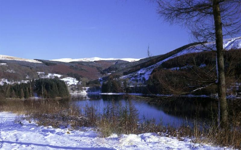 Merthyr Tydfil is on the edge of the Brecon Beacon's National Park - Graham Bell/Getty Images