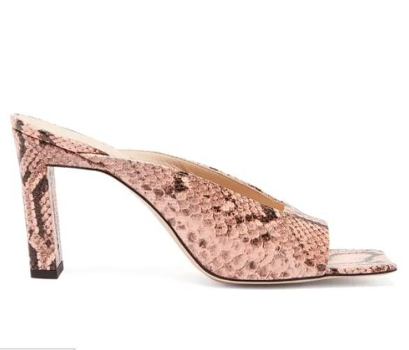 "<p>Python gets a new take in subtle blush.</p> <p><a href=""https://www.popsugar.com/buy/Wandler-Isa-Square-Open-Toe-Python-Effect-Leather-Mules-573319?p_name=Wandler%20Isa%20Square%20Open-Toe%20Python-Effect%20Leather%20Mules&retailer=matchesfashion.com&pid=573319&price=470&evar1=fab%3Aus&evar9=47446893&evar98=https%3A%2F%2Fwww.popsugar.com%2Ffashion%2Fphoto-gallery%2F47446893%2Fimage%2F47463638%2FWandler-Isa-Square-Open-Toe-Python-Effect-Leather-Mules&list1=sandals%2Cshoes%2Ctrends%2Csummer%2Cfashion%20shopping&prop13=api&pdata=1"" class=""link rapid-noclick-resp"" rel=""nofollow noopener"" target=""_blank"" data-ylk=""slk:Wandler Isa Square Open-Toe Python-Effect Leather Mules"">Wandler Isa Square Open-Toe Python-Effect Leather Mules</a> ($470)</p>"
