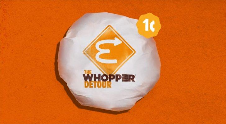 Burger King Deal: Sends Customers to McDonald's to Get Penny Whopper
