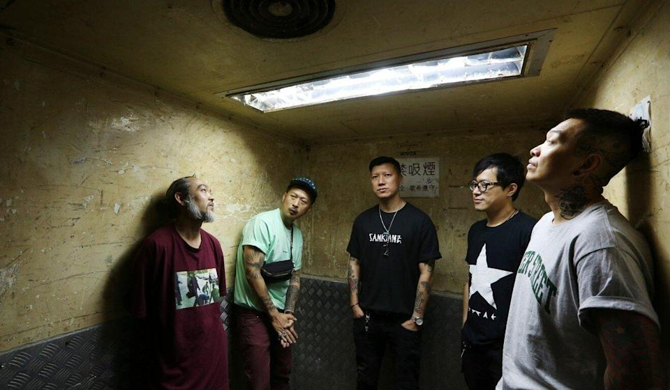 Hip hop outfit LMF had reportedly been invited on to a show for an interview. Photo: Xiaomei Chen